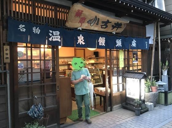 渋温泉 志賀高原ビール タングラム 海鮮丼_b0132338_16152090.jpeg
