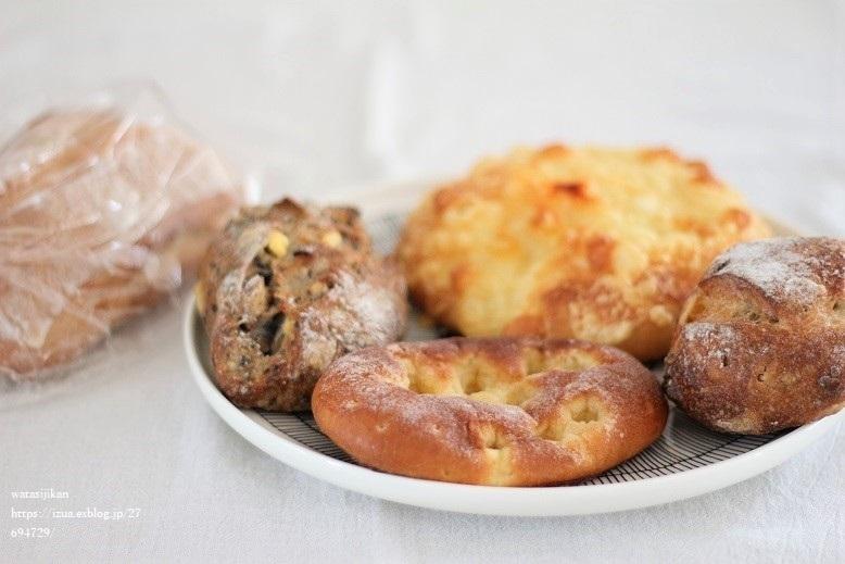 飛騨高山へ、煎餅焼き体験とパン屋_e0214646_23081255.jpg