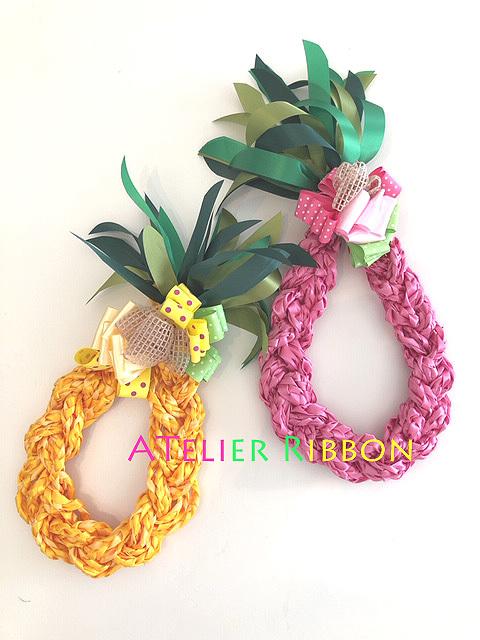Tropical Pineapple Decor♡_f0017548_13070947.jpg