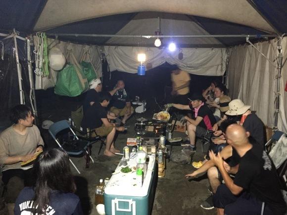 ビーチ雪合戦前夜で ユキガッセン_e0324053_00242927.jpeg