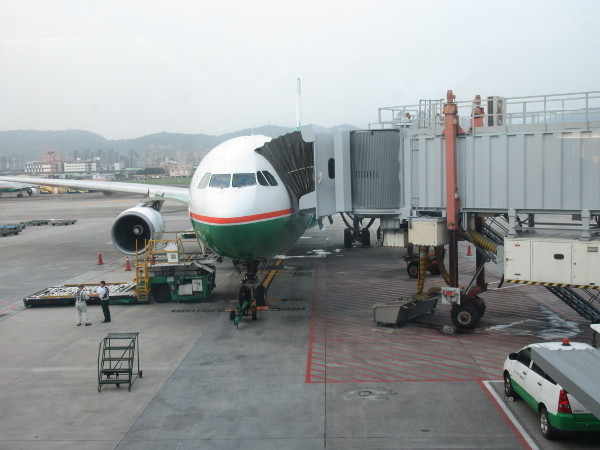 EVA Air 松山→羽田の機内食_c0152767_10343264.jpg