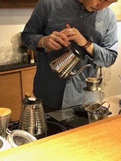 NIYOL COFFEEにて_e0202773_07414751.jpg