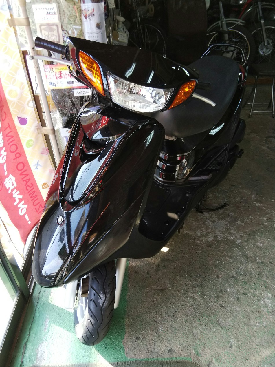 【入荷情報】トリート 125cc_e0055711_16104850.jpg