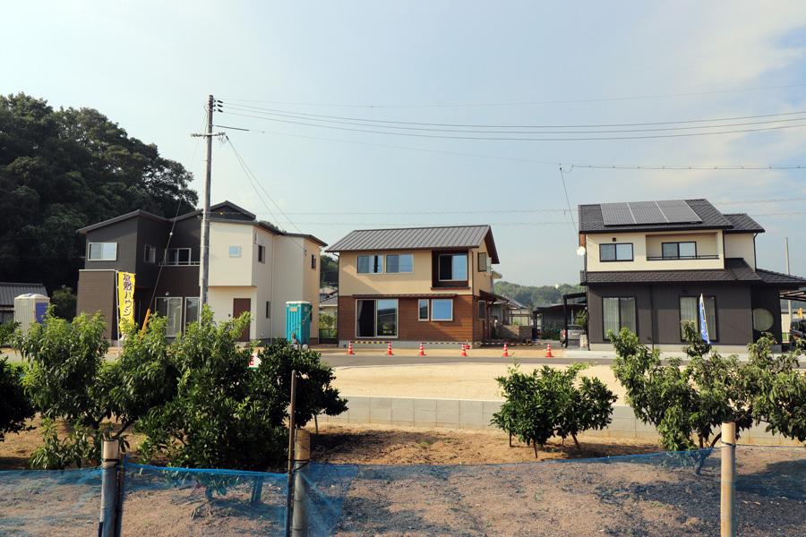 船穂の住宅/外観/竣工写真/倉敷_c0225122_17154745.jpg