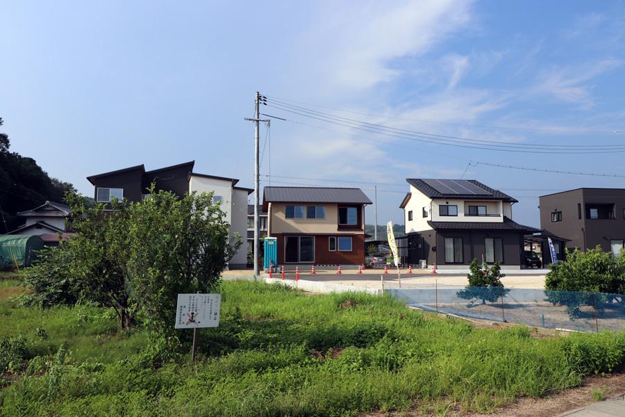 船穂の住宅/外観/竣工写真/倉敷_c0225122_17155785.jpg