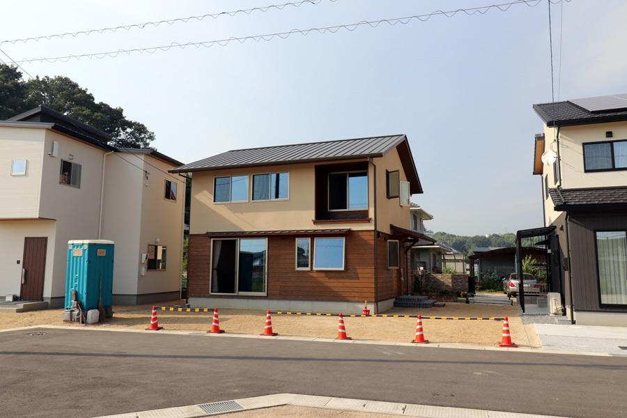 船穂の住宅/外観/竣工写真/倉敷_c0225122_17161278.jpg