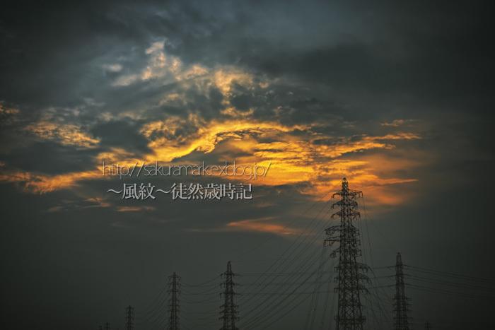 梅雨明け宣言と雷雲広がる空。_f0235723_20135396.jpg