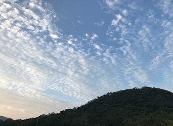 夕刻の空_e0103024_21375934.jpg