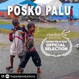 オーストラリアがインドネシアのパルで制作のドキュメンタリー映画:'POSKO PALU'@Film Festival Western Australia (cinefest oz)_a0054926_00421578.jpg