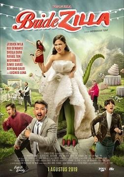 インドネシアの映画:Bridezilla  (監督:Andibachtiar Yusuf)_a0054926_17243374.jpg