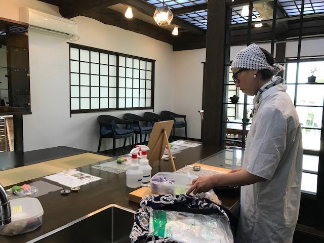 和菓子教室@TVKハウジングプラザ横浜_a0078827_07230707.jpg