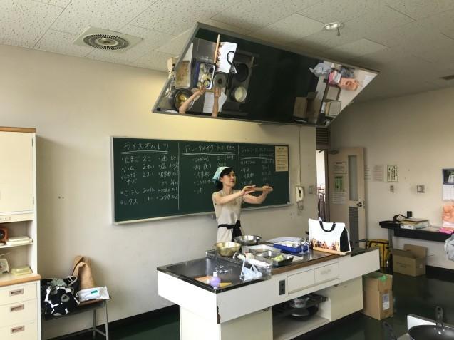 食品ロスを減らす!青梅市親子料理教室_c0124528_20533320.jpg