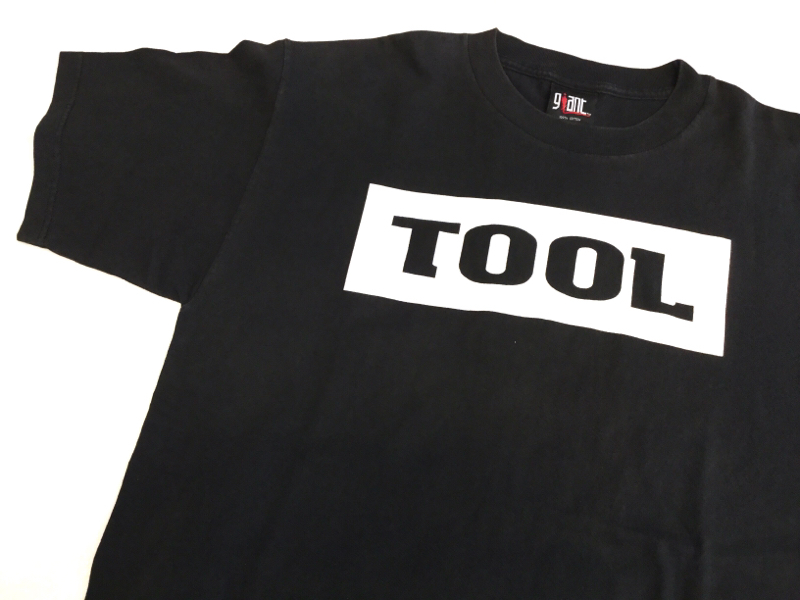 「 TOOL Tシャツ & TRIPP パンクショーツ 」_c0078333_12412395.jpg