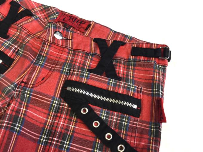 「 TOOL Tシャツ & TRIPP パンクショーツ 」_c0078333_16241232.jpg