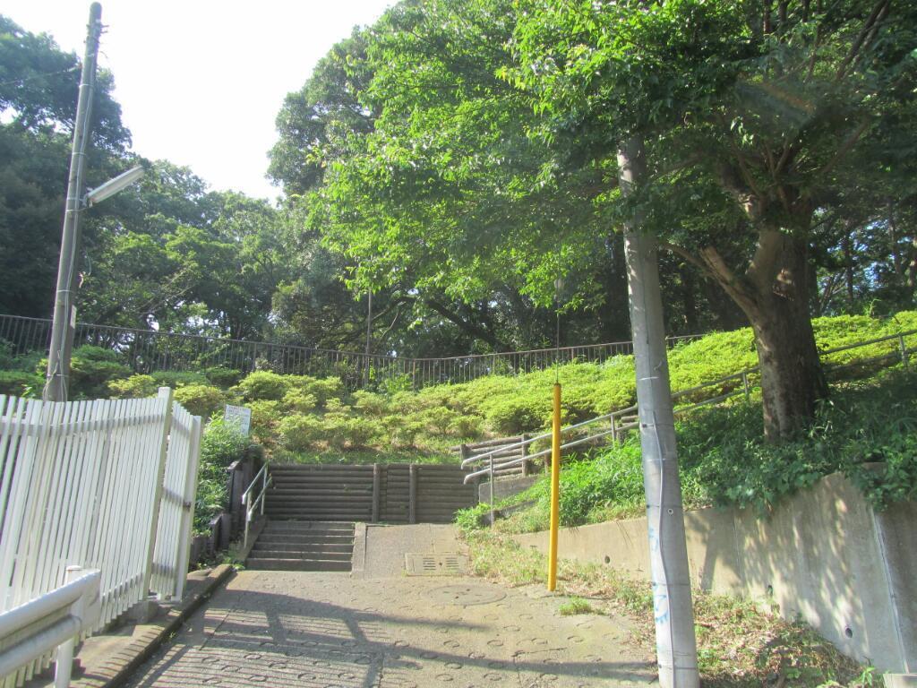 ⑤弘明寺公園