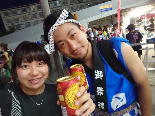 2019/7/29「多田祭りで和太鼓」_e0242155_13054382.jpg