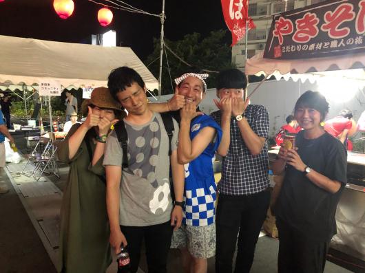 2019/7/29「多田祭りで和太鼓」_e0242155_13054623.jpg