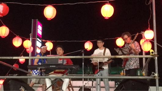 2019/7/29「多田祭りで和太鼓」_e0242155_13080191.jpg
