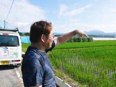 熊本県菊池市七城町『砂田のこだわりれんげ米』 父から子へこだわりの無農薬栽培です。成長の様子2019_a0254656_17073425.jpg