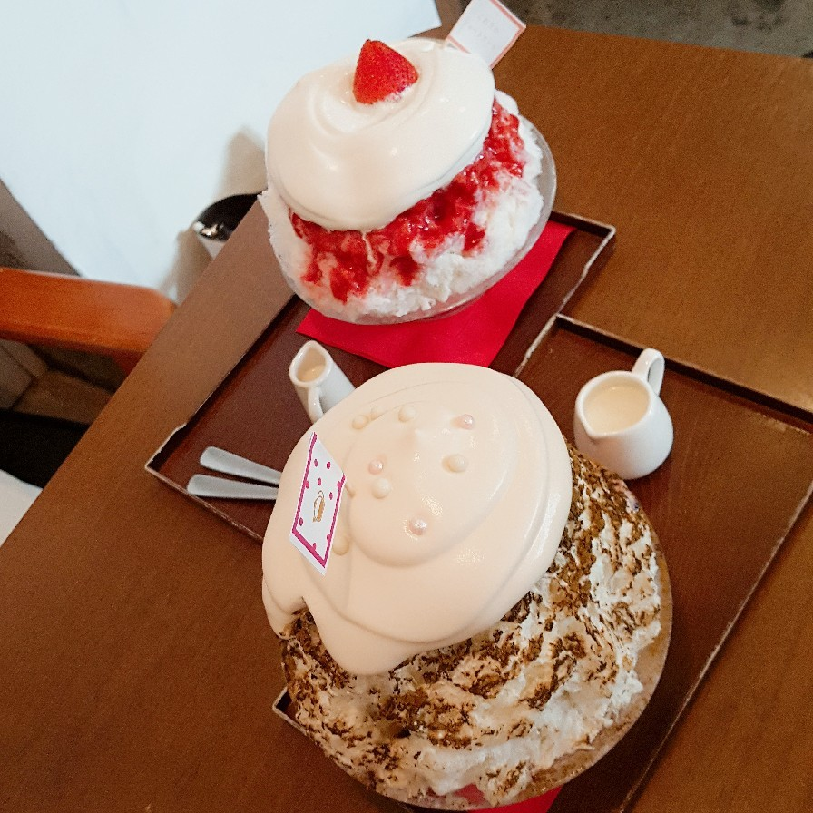 秋葉原 コスパ良く美味しかったプレートランチ&人気かき氷カフェ再訪_a0187658_17244883.jpg