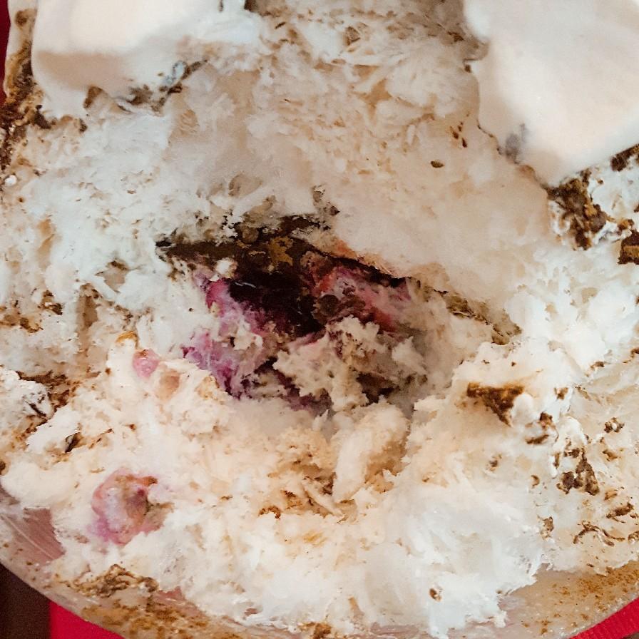 秋葉原 コスパ良く美味しかったプレートランチ&人気かき氷カフェ再訪_a0187658_17371948.jpg