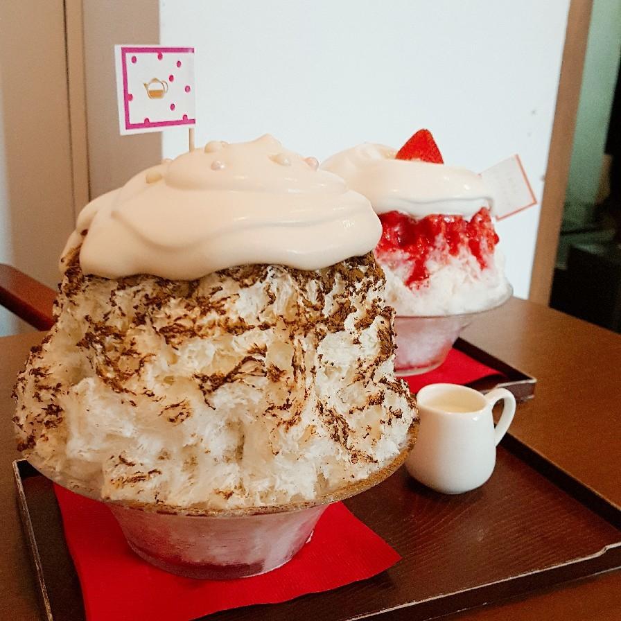 秋葉原 コスパ良く美味しかったプレートランチ&人気かき氷カフェ再訪_a0187658_17373500.jpg