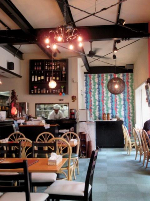 インド&ネパール料理 * NAMASTE KARUIZAWA/ナマステ軽井沢のランチ♪_f0236260_15151378.jpg