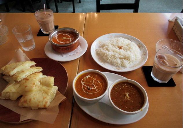 インド&ネパール料理 * NAMASTE KARUIZAWA/ナマステ軽井沢のランチ♪_f0236260_15210164.jpg