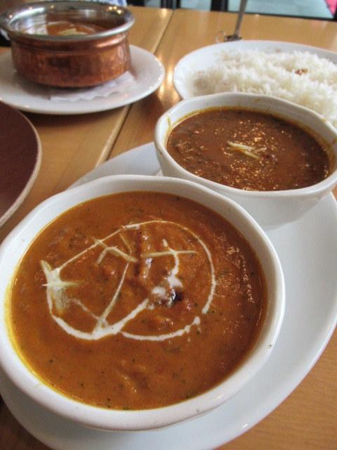 インド&ネパール料理 * NAMASTE KARUIZAWA/ナマステ軽井沢のランチ♪_f0236260_15214672.jpg