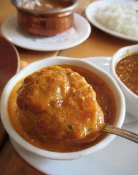 インド&ネパール料理 * NAMASTE KARUIZAWA/ナマステ軽井沢のランチ♪_f0236260_15233078.jpg