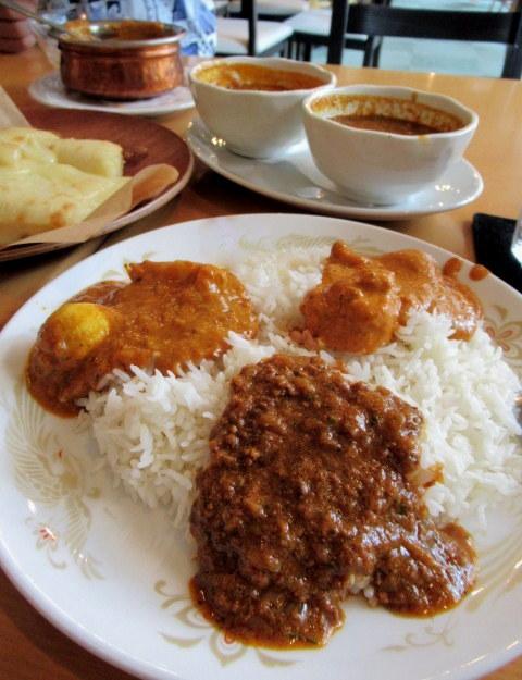インド&ネパール料理 * NAMASTE KARUIZAWA/ナマステ軽井沢のランチ♪_f0236260_15235710.jpg