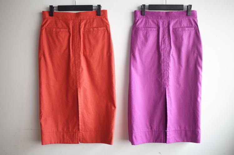 OKIRAKU☆corduroy Skirt☆_e0269968_12064027.jpg