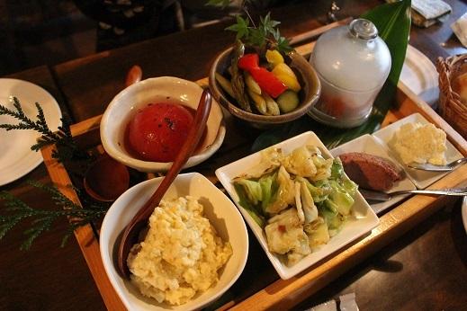 お誕生会です。『晴ればれ』。イタリアンと和食のコラボ。_f0362073_14420738.jpg