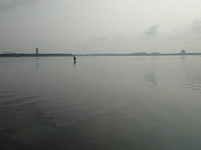 夏本番の浜名湖フラットにて。_c0197578_22093673.jpg