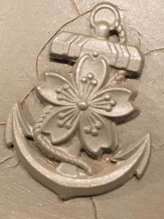 令和元年7月28日 海軍鉄帽・揃鉄帽覆付_a0154482_17222605.jpg