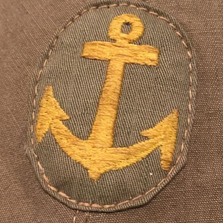 令和元年7月28日 海軍鉄帽・揃鉄帽覆付_a0154482_17222812.jpg