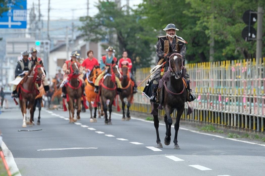 相馬野馬追祭 <5> 出陣⓶ 2019・07・27_e0143883_05014887.jpg