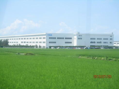 YKKAP(株)・大建工業(株)工場視察_e0190287_11081059.jpg