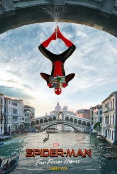 ヴェネツィアに「彼」がやってきた!〜「 スパイダーマン: ファー・フロム・ホーム」_c0339296_01163654.jpg