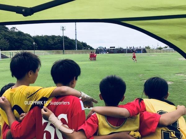 お疲れさん!【U-12】暑くて熱いAEON CUP! July, 28, 2019_c0365198_21352828.jpg