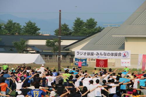 NHKラジオ体操によって健康増進!_c0075701_14185061.jpg