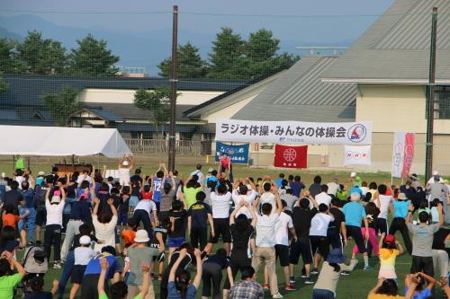 NHKラジオ体操によって健康増進!_c0075701_14190617.jpg