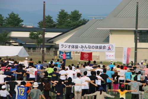 NHKラジオ体操によって健康増進!_c0075701_14193694.jpg