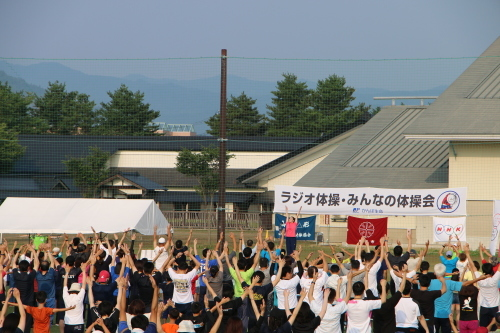NHKラジオ体操によって健康増進!_c0075701_14194322.jpg