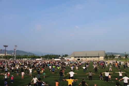 NHKラジオ体操によって健康増進!_c0075701_14204909.jpg