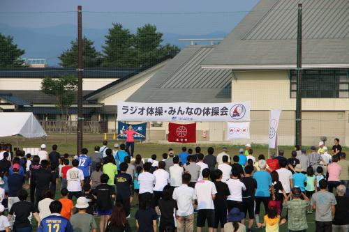 NHKラジオ体操によって健康増進!_c0075701_14211240.jpg