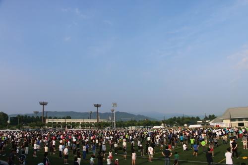 NHKラジオ体操によって健康増進!_c0075701_14215850.jpg