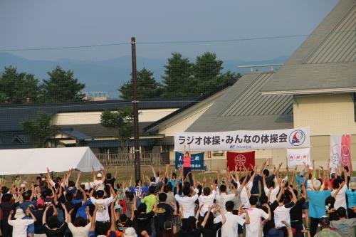 NHKラジオ体操によって健康増進!_c0075701_14222291.jpg