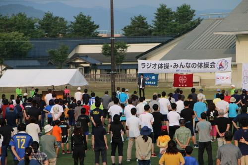NHKラジオ体操によって健康増進!_c0075701_14223573.jpg
