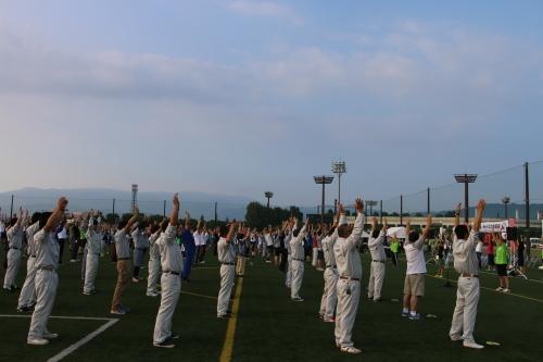 NHKラジオ体操によって健康増進!_c0075701_14243630.jpg